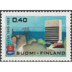 Suomija 1969. Miestui Kemi...