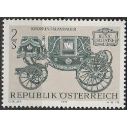 10x Austrija 1972. Karieta...
