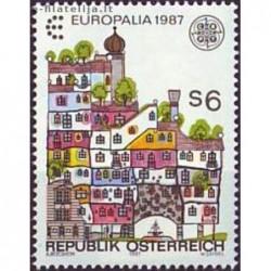 10x Austrija 1987....