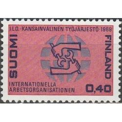 Suomija 1969. Tarptautinė...