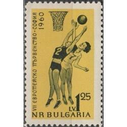 10x Bulgarija 1960. Europos...