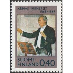 Finland 1969. Musician