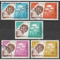 10x Congo (Kinshasa) 1965....