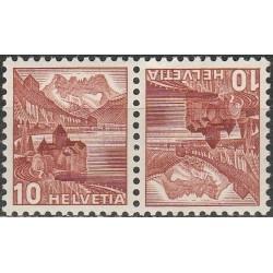 10x Switzerland 1942....
