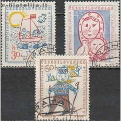 10x Čekoslovakija 1958....