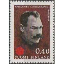 Finland 1969. Journalist