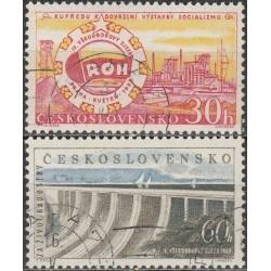 10x Čekoslovakija 1959....