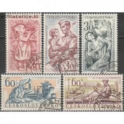 10x Čekoslovakija 1960. 15...