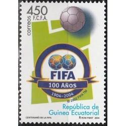 5x Equatorial Guinea 2004....