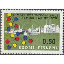 Finland 1970. Chemical...