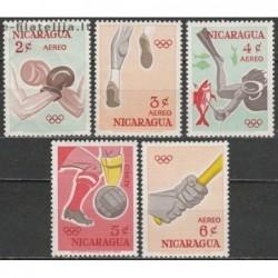 10x Nicaragua 1963. Summer...