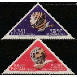 10x Panama 1965. Artificial...