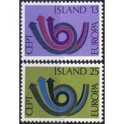 Iceland 1973. CEPT:...