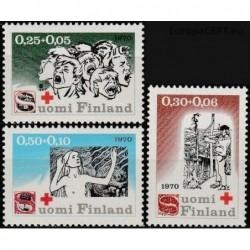 Suomija 1970. Raudonasis...