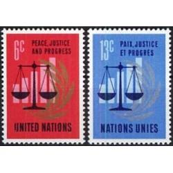 10x Jungtinės Tautos 1970....