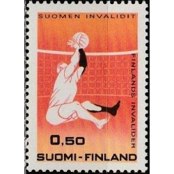 Finland 1970. Disability...