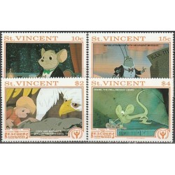 5x St Vinsentas 1991....