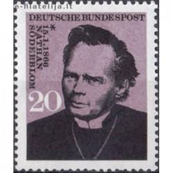10x Vokietija 1966. Nobel...