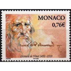 Monakas 2002. Leonardas da...