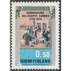 Finland 1970. Writers union