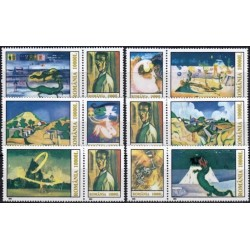Romania 2003. Paintings by...