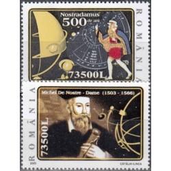 Romania 2003. Nostradamus