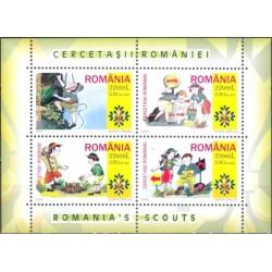 Romania 2005. Scouts