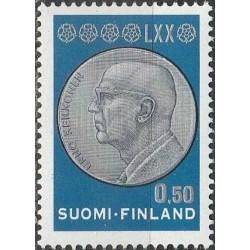 Finland 1970. President