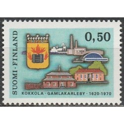 Finland 1970. History of...
