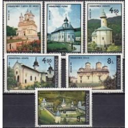Rumunija 1991. Vienuolynai