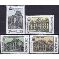 5x Rumunija 2000. Bukarešto...