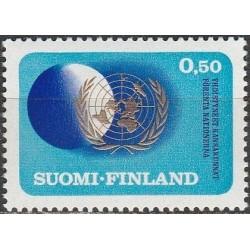 Finland 1970. 25th...