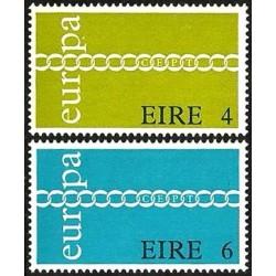 Ireland 1971. CEPT:...