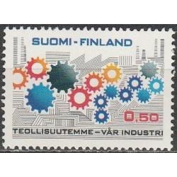 Finland 1971. Industry