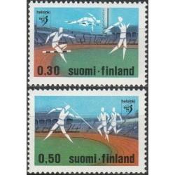 Suomija 1971. Atletika,...