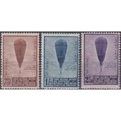 Belgium 1932. Baloons