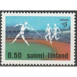 Suomija 1971. Atletika