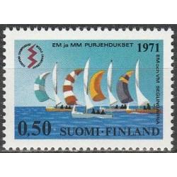 Finland 1971. Sailing