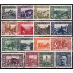 Austrija 1906. Leidimas...