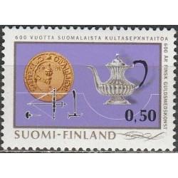 Suomija 1971. Auksiniai...