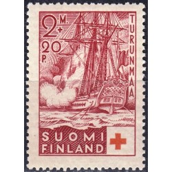 Finland 1937. Swedish Naval...