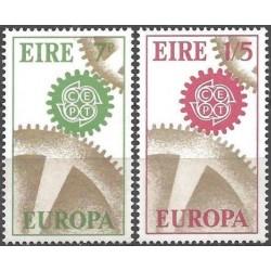 Ireland 1967. CEPT:...
