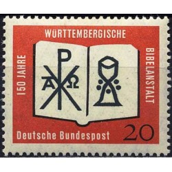 Germany 1962. Religion
