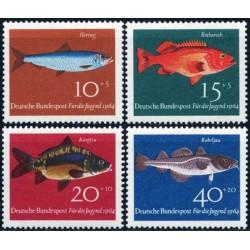 Vokietija 1964. Žuvys