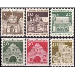 Vokietija 1966. Architektūra