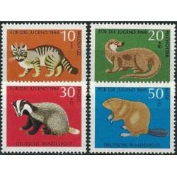 Germany 1968. Animals