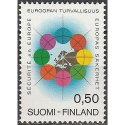 Finland 1972. Organization...