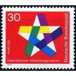 Vokietija 1969. Tarptautinė...