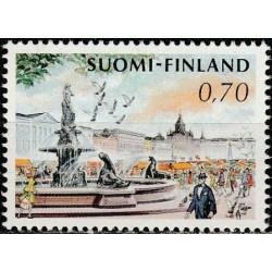 Finland 1973. Architecture...