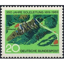 Vokietija 1969. Senoviniai...
